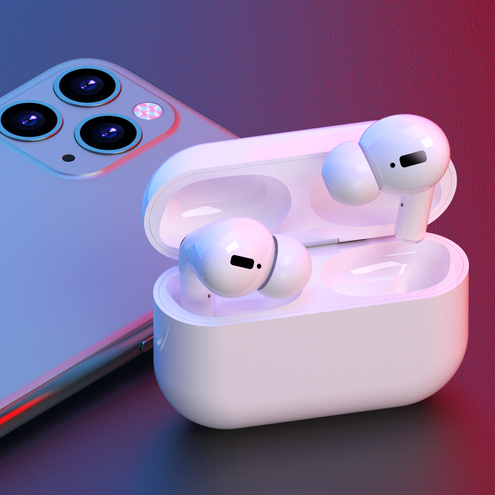 TWS Bluetooth Earphones HD Stereo Wireless Headphones With Mic  Tap Control Handsfree Gaming Sport Headset For All Smart Phone