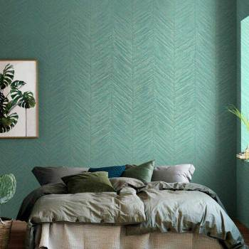 Modern Nordic Stripes Wall papers home decor Minimalist Ins Lines Wallpaper for Living Room bedroom Background Walls modern nordic style wall papers home decor solid color silk textured wallpaper for walls fabric bedroom wall paper green blue
