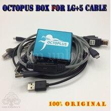 Gsmjustoncct Octopus Doos Vol Geactiveerd Voor Lg Voor Samsung 5 Kabels Inclusief Optimus Kabels