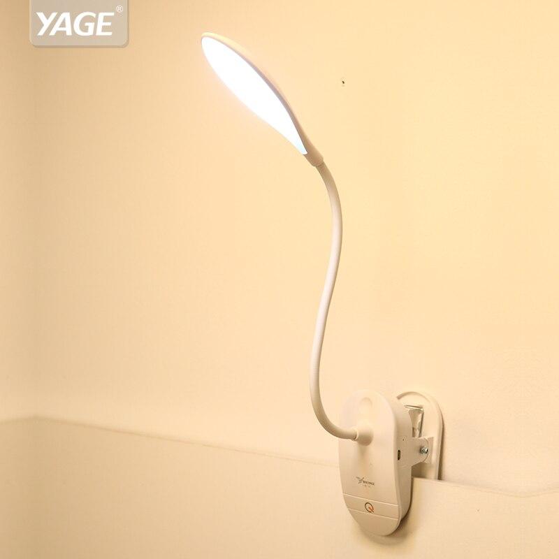 lampe bureau led flexo desk lamp lampe led bureau lampe de bureau moderne led pince usb rechargeable table lamp 3 modes Toucher