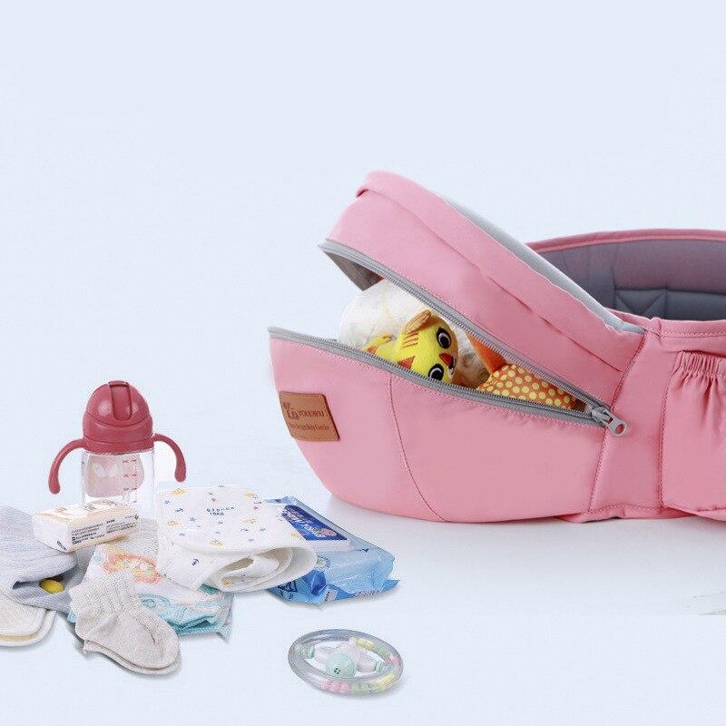 honeylulu novo ergonomico portador de bebe mochila 04