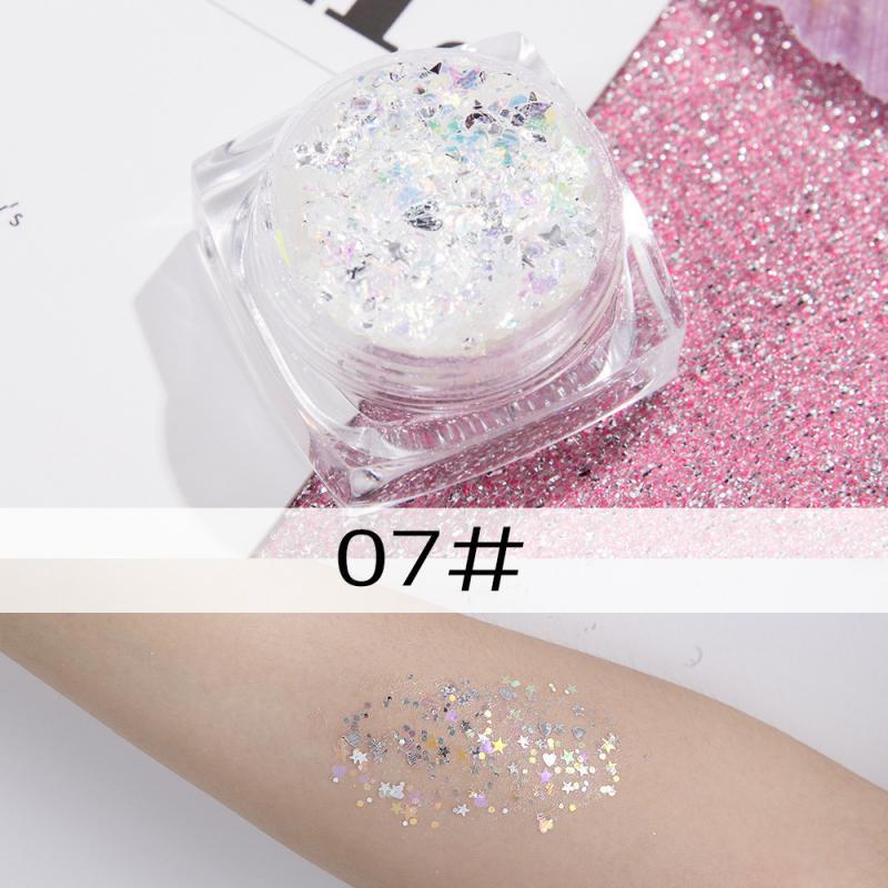 Lidschatten Glitter Wasserdicht Make-Up Shimmer Lidschatten-palette Anhaltende Lidschatten Make Up Kosmetik Maquillaje Frauen TSLM1