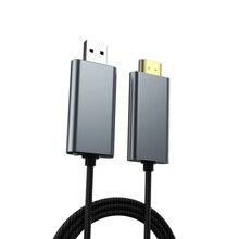 GGMM TV Stick Android WiFi bezprzewodowy Mini USB klucz HDMI AirPlay wyświetlacz dla IOS dwuzakresowy 5GHz + 2.4GHz YouTube Dongle odbiornik