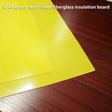 18650 26650 32650 lithium battery pack 3240 epoxy resin fiber high temperature resistant insulating board