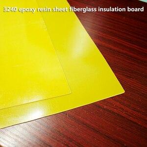 2 pçs/lote 18650 26650 32650 bateria de lítio 3240 fibra resina cola epoxy resistente de alta temperatura isolamento placa cola epoxy
