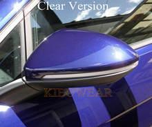 Dinâmico led sinal de volta cristal para vw golf mk7.5 gti 7 7.5 r rline gtd mkvii espelho luz clara 2013 2015 2018 2019 2020 seta