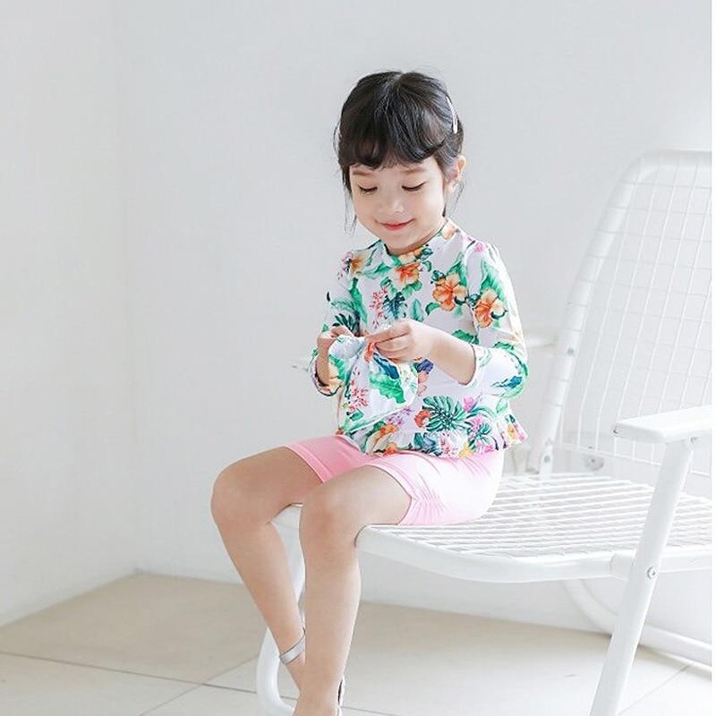 KID'S Swimwear Women's Split Type Sports Swimwear Girls Baby Big Boy Cute Tour Bathing Suit Princess Bubble Hot Spring GIRL'S