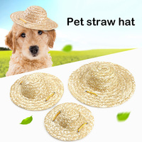 pet-handcrafted-woven-sun-hat-dog-cat-straw-hat-small-pet-outdoor-accessories-hiking-pet-products-smalllarge-dogs-hats-cap