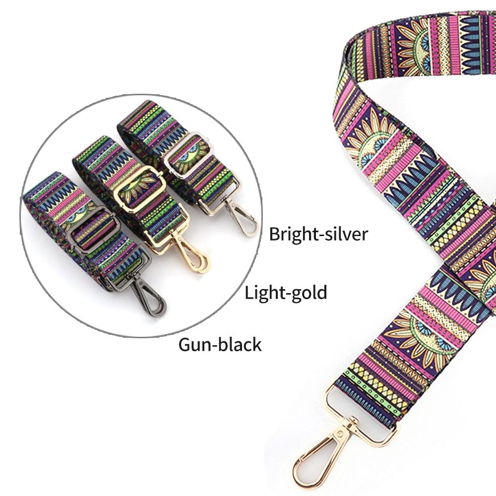 Men long shoulder bag strap man briefcase bag straps Shoulder Handbags Solid color practical Nylon Handbag Strap Bag Accessories