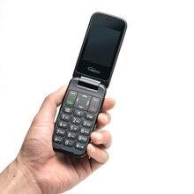Дешевые YINGTAI T31 флип для старшего кнопочного мобильного телефона 3g 2,4 дюймов SOS Вызов FM функция для пожилых людей откидная клавиатура раскладушка мобильного телефона