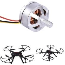 1pc 1806 1800KV Brushless Motor For MJX B3 Bugs 3 2.4G RC Drone Quadcopter R9UE magideal 2pcs lot brushless motor electric machine cw ccw motor for mjx b3 mini bugs 3 rc drone quadcopter rc parts