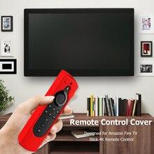 Shell-Cases Tv-Stick-Cover Fire-Protective-Stick Remote-Control Silicone Tv Amazon