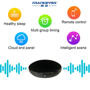 Image 3 - FrankEver Smart IR Remote Control WiFi IR Blaster Controller Universal Repeater Hub Work with Alexa Tuya APP Smart Household