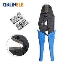 Flag Terminals Crimp Pliers Multi Hand Tools Insulation  Crimping  9 Inch