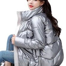 Jacket Parka M997 Women's Winter Woman Bread Coat