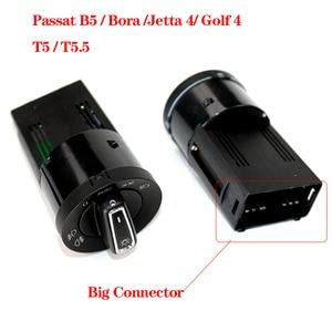 Image 4 - 자동 헤드 라이트 스위치 라이트 센서 모듈 업그레이드 크롬 골프 4 J etta MK4 Passat B5 P olo 캐디 골프 6 골프 7 Tiguan