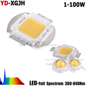 380-840nm Full Spectrum 1W 3W
