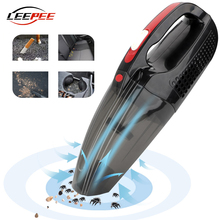 Clean-Tools Vacuum-Cleaner Auto-Accessories Wet Handheld Portable Household DC 12V LEEPEE