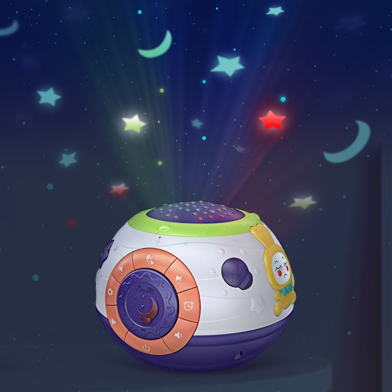 Sleep-Toys Projector Night-Light Starry Baby Kids Children Sky