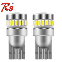 2x W5W T10 LED Canbus Light Bulbs For BMW Audi Mercedes Car Interior Reading Parking Trunk License Lights White No Error 12V youen ba9s 6smd 5630 led canbus lamps error free t4w car led bulbs interior lights car light source parking 12v white 8000k