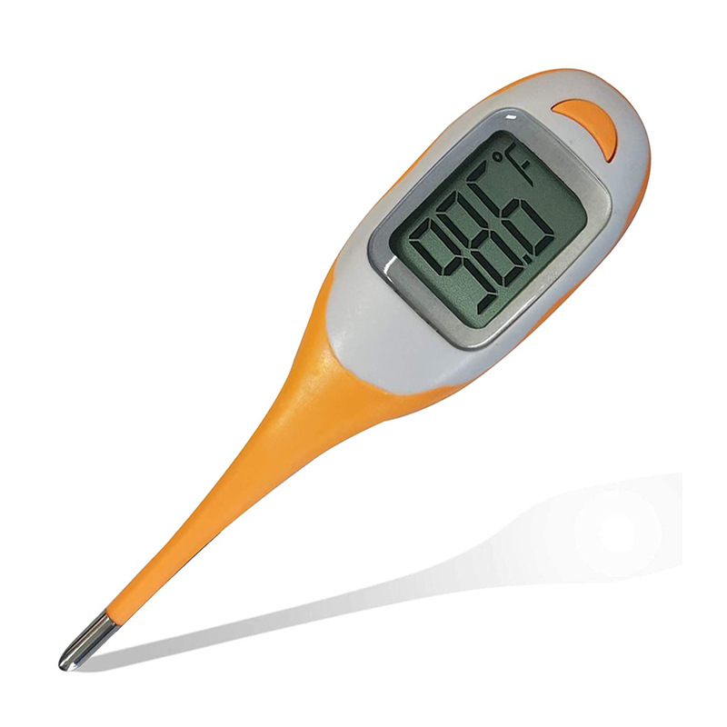Aurynns Pet Thermometer Dog Thermometer, Fast Digital Veterinary Thermometer, Big display,Pet Thermometer for Dogs, Cats,  Pigs