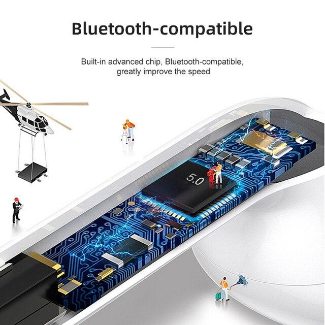 i7Mini Headphones TWS Bluetooth-compatible Earphones for iPhone Android Smartphones Wireless Headphones Sport Waterproof Earbuds 5