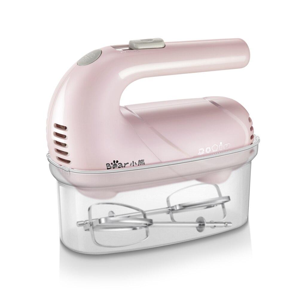 Fouet à oeufs électrique tenu dans la main Mini batteur à oeufs 5 mélangeurs de moteur en cuivre mélangeurs appareil de cuisine de gaufrier de gâteau