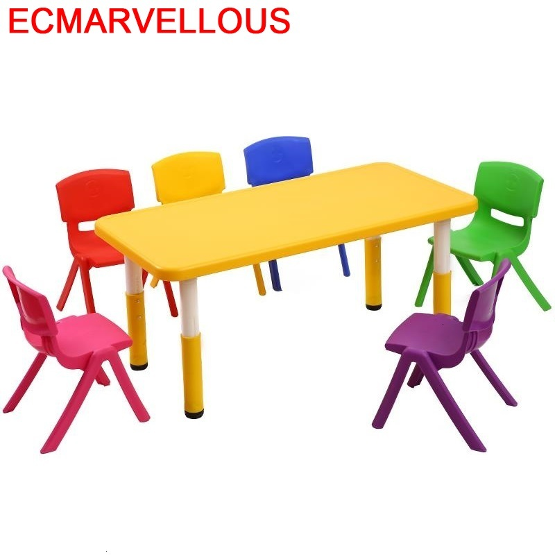 Pour Tavolo Per Bambini Pupitre Infantil Kindertisch Chair And Baby Kindergarten Study For Kids Kinder Enfant Children Table