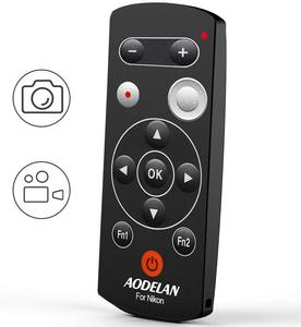 Image 1 - Aodelan ML L7A bluetoothカメラのリモコンシャッターニコンZ50、P1000、B600、A1000、P950. 置き換えML L7