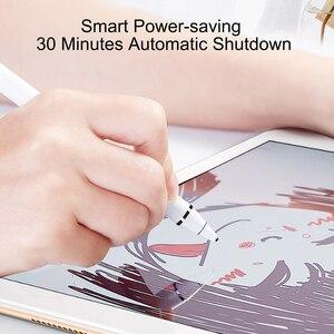 Najnowszy pojemnościowy rysik ekran dotykowy pióro USB ładowania uniwersalny dla IPad Apple Huawei Stylus IOS android Tablet długopis telefon