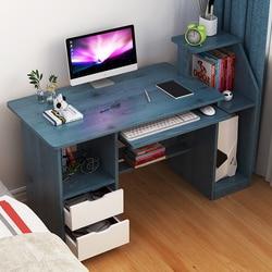 Meja Komputer, Meja Kerja Rumah Tangga Sederhana, Modern Sederhana Meja Tulis, Kamar Tidur Meja Kantor, ekonomi Kecil Buku Meja