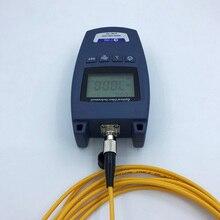 Precyzyjny mini TL 520 uniwersalny interfejs miernik mocy optycznej tester tłumienia światłowodów