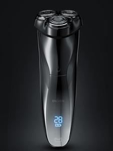 Xiaomi Beard Trimmer Shaving-Machine Floating-Razor Electric-Shaver Triple-Blade Washable