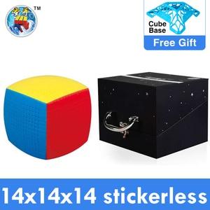Image 3 - Shengshou 12x12x12 13x13x13 14x14x14 15x15x15 17x17x17 kostka prędkość magiczne Puzzle Sengso 12x12 13x13 14x14 15x15 17x17 Cubo magico