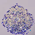Mix 0.2 1 2 3mm ongles paillettes diamant paillettes paillettes poussière 1 kg/sac Ultra mince hexagone brillant paillettes ongles Salon Art décor paillettes