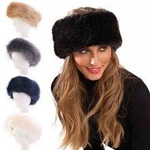 Новая зимняя теплая шапка из лисьего меха, женская элегантная мягкая пушистая шапка из искусственного меха, роскошная качественная женская шапка-бомбер из искусственного меха