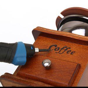 Image 5 - WSFS Mini amoladora eléctrica con enchufe europeo, máquina de tallado para Metal, madera, grabado en vidrio, herramienta lijadora eléctrica, pluma de grabado
