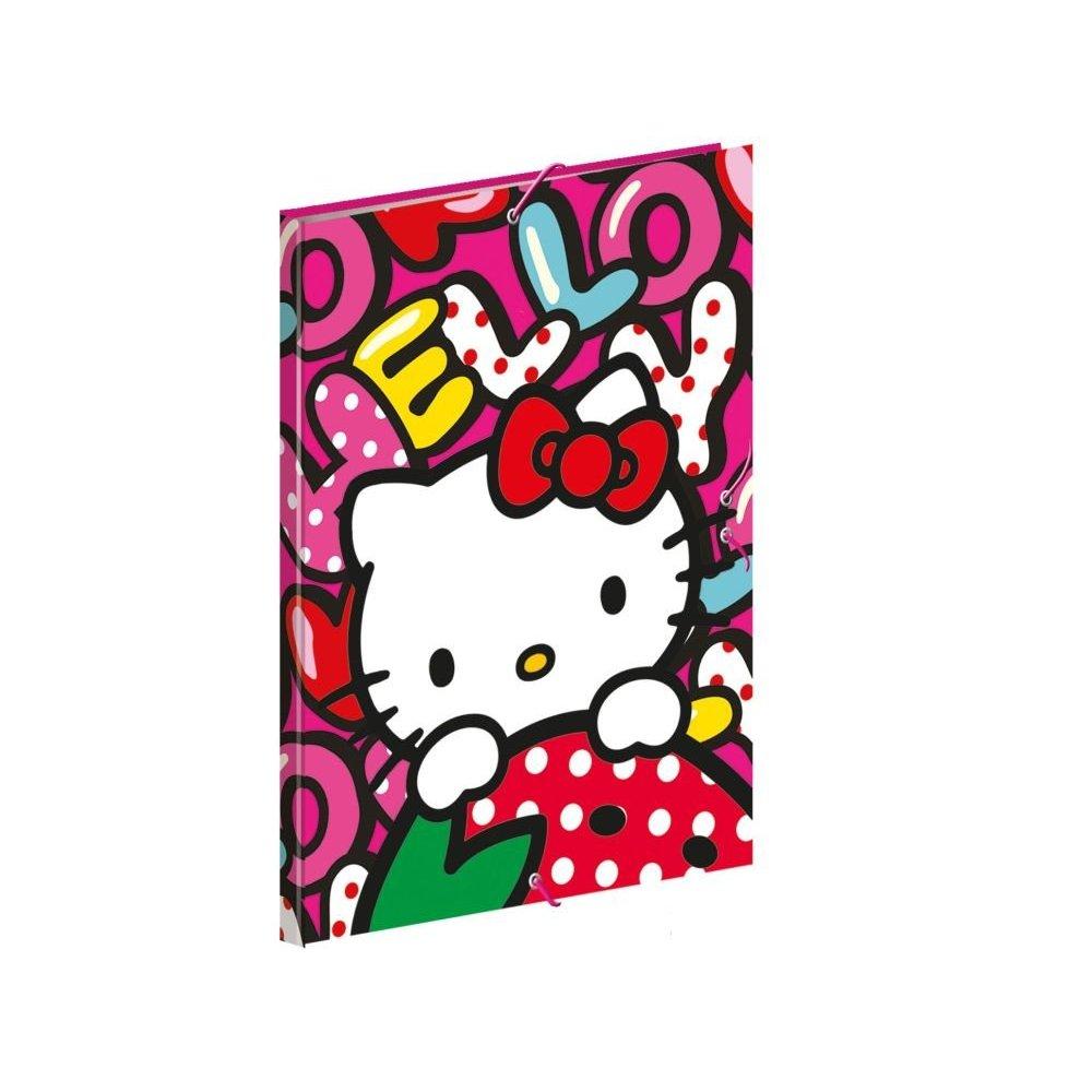 Hello Kitty-Folders (Montichelvo MC-53868)