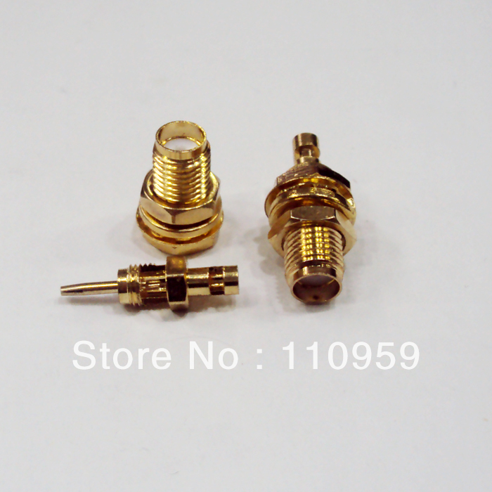 DHL/EMS EMS/DHL DHL/EMS Frequency Coaxial Connectors SMA-KY (50 Ohms) RF Connector SMA-K Split-A2