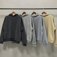 6 temporada oversize hoodie 2021 lã masculino feminino hip hop kanye west hoodies 3 estilo temporada série camisolas kardashian pullovers