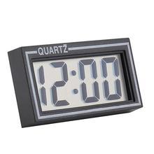 Small Clock Calendar Table Car-Dashboard Digital Desk-Date Auto Time Lcd-Screen Home-Supplies