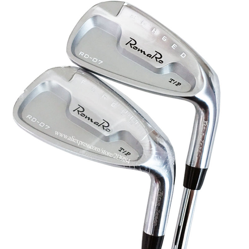 New Mens Golf Clubs Set ROMARO RD-07 T P Golf Irons 4-9 P Golf Clubs Irons Steel Shaft  R Or S  Golf Shaft Cooyute Free Shipping