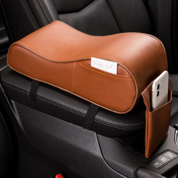 2020 new style Leather Car Central Armrest Pad FOR BMW E46 E52 E53 E60 E90 E91 E92 E93 F30 F20 F10 F15 F13 M3 M5 M6 X1 X3 X5 X6 image