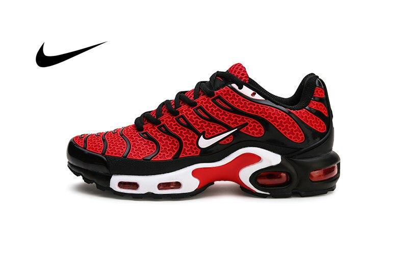 Nike Air Max Plus TN Original nouveauté hommes chaussures de course respirant anti-dérapant Sports de plein Air baskets nouveau
