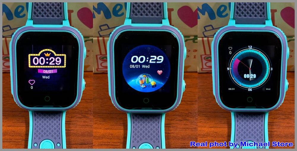 H247e2b570d354a20ada7d3aac27e6a29s LT21 4G Smart Watch Kids GPS WIFI Video Call SOS IP67 Waterproof Child Smartwatch Camera Monitor Tracker Location Phone Watch