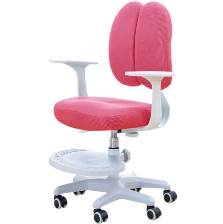 Corrective Sitting Child Learning Chair Adjustable Lifting Backrest Desk Chair Primary School Chair Home Writing Chair