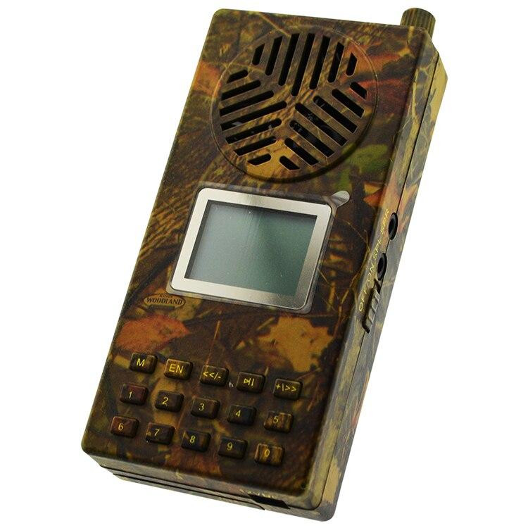 Портативный телефон PDDHKK, рандомный MP3 плеер без дистанционного управления для охоты, приманка для гусиной охоты, 12 В, маленькая птица