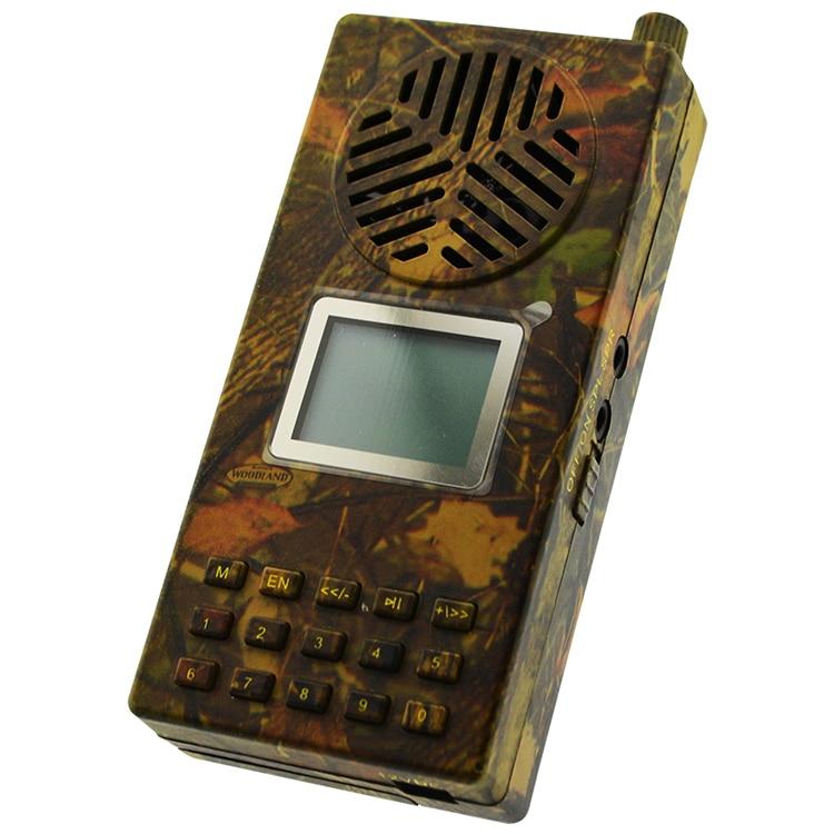 pddhkk portatil dispositivo de caca de aves cy 698 sem remoto caca mp3 player ganso sons
