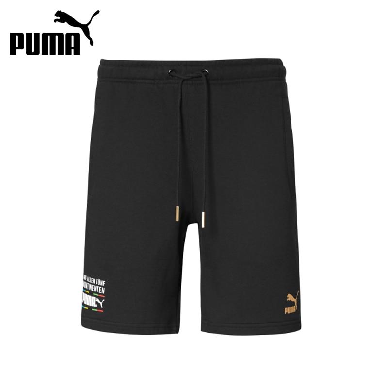 Original New Arrival PUMA TFS Worldhood Shorts 8 Men's Shorts Sportswear