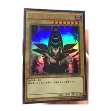 Toys Magician Anime-Cards Yu-Gi-Oh Collectibles-Game-Collection Hobbies Black Different-Painting